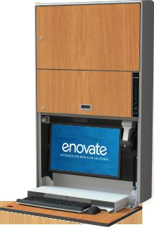 Enovate e850 Workstation