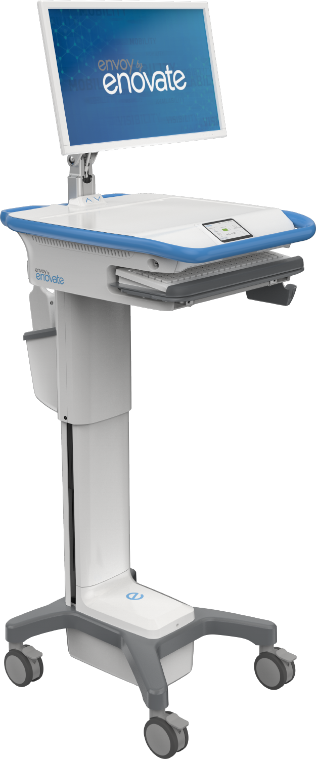 Enovate Envoy Workstation with MobiusPower