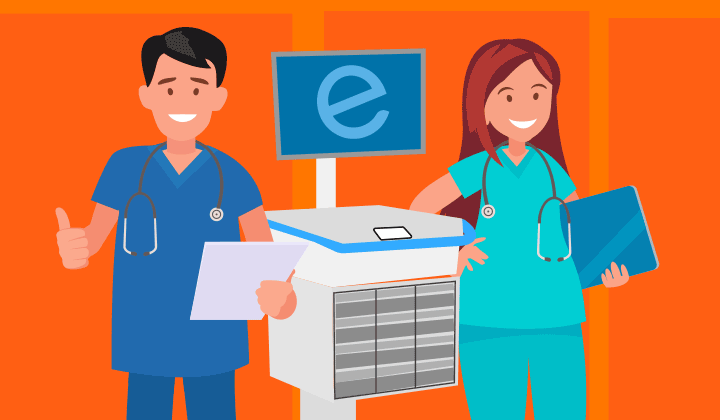 Addressing Nursing Fatigue with Enovate Medical's Encore RX2